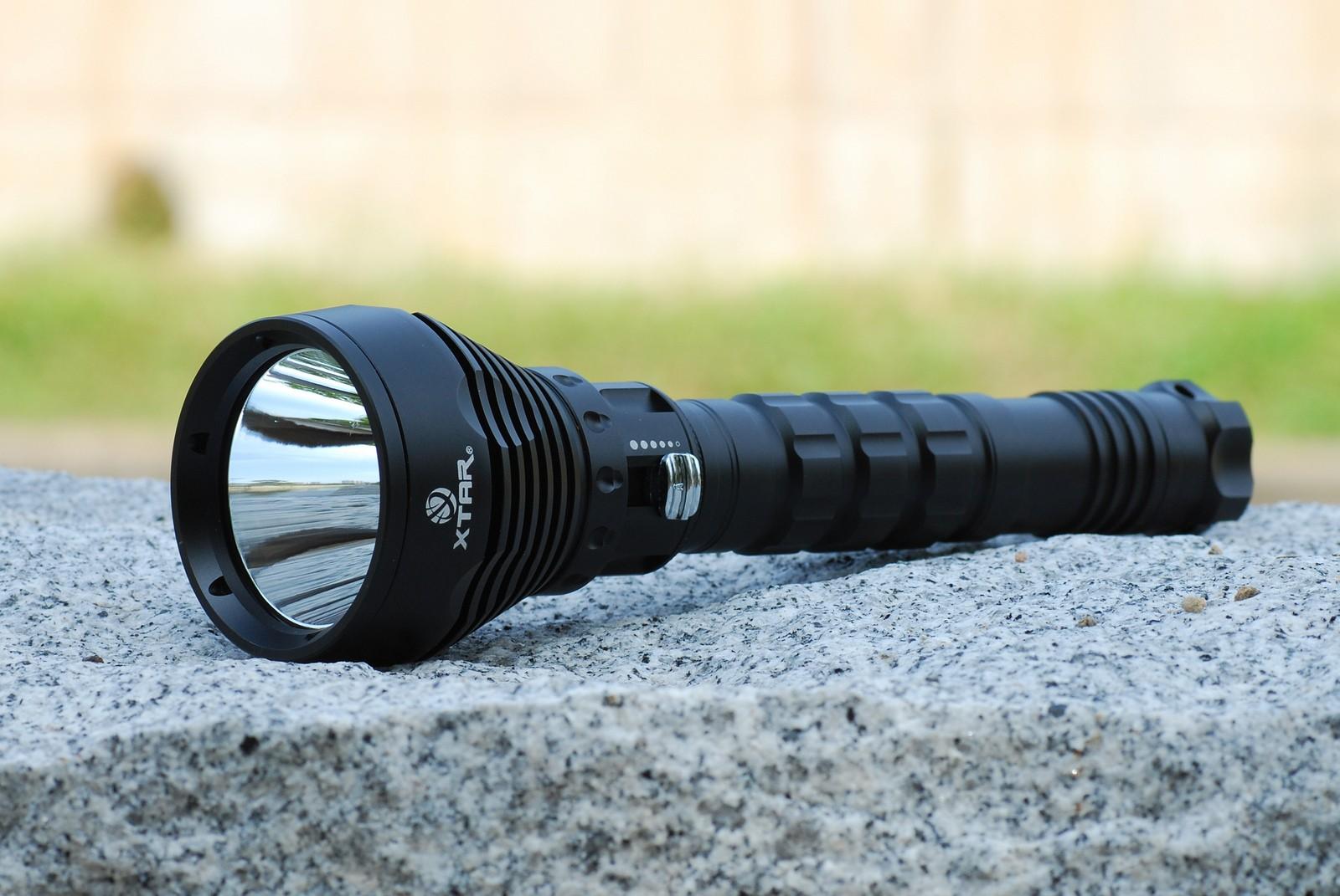 XTAR D10 Lanterna LED pentru scufundari