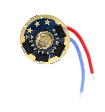 Circuit Regulator Curent pentru Lanterna 8*AMC7135 2-5 Moduri