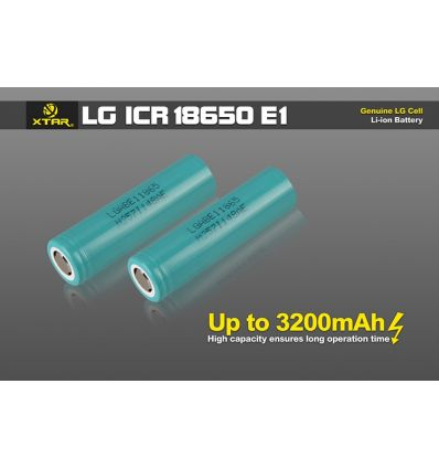 Acumulator 18650 LG ICR18650-E1 3200mAh 3.75V