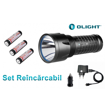 Olight SR52 Intimidator - Lanterna LED