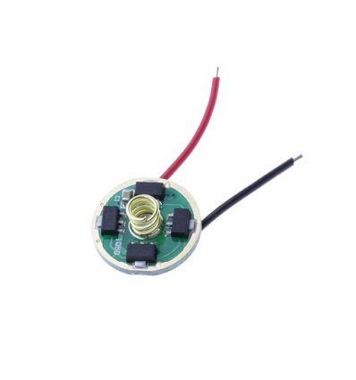 Circuit Regulator Curent pentru Lanterna 6*AMC7135 2-5 Moduri