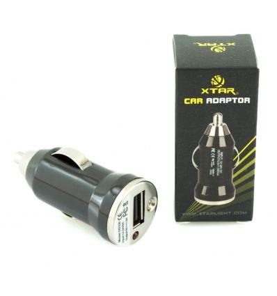 Adaptor auto USB 5V 1A