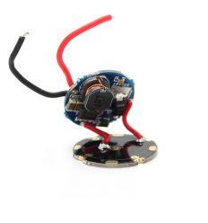 Circuit Regulator Curent pentru Lanterna 3A, 5.5V-15V 5 moduri