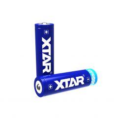 XTAR 18650 3500 mAh |Acumulator Li-Ion cu protectie