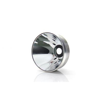 Reflector aluminiu pentru lanterna - 50mm*34mm
